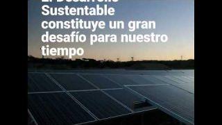 """Invitación Seminario """"Cambio Climático y Desarrollo Sustentable en Chile"""""""