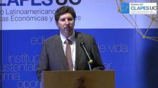 """Seminario """"Cambio climático y desarrollo sustentable en Chile"""""""